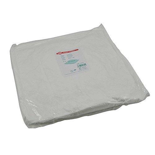 1 almohada de emergencia NOBA para primeros auxilios, cojín único, agradable para la piel, suave, 40 x 40 cm.