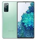samsung smartphone galaxy s20 fe, display 6.5 super amoled, 3 fotocamere posteriori, 128 gb espandibili, ram 6gb, batteria 4.500mah, hybrid sim, 2021, snapdragon 865, cloud mint [versione italiana]