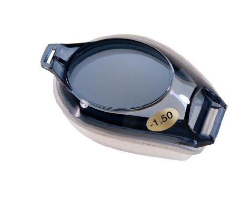 Fashy Force - Lente graduada para gafas de natación gris rauch, talla -4 (1 unidad)