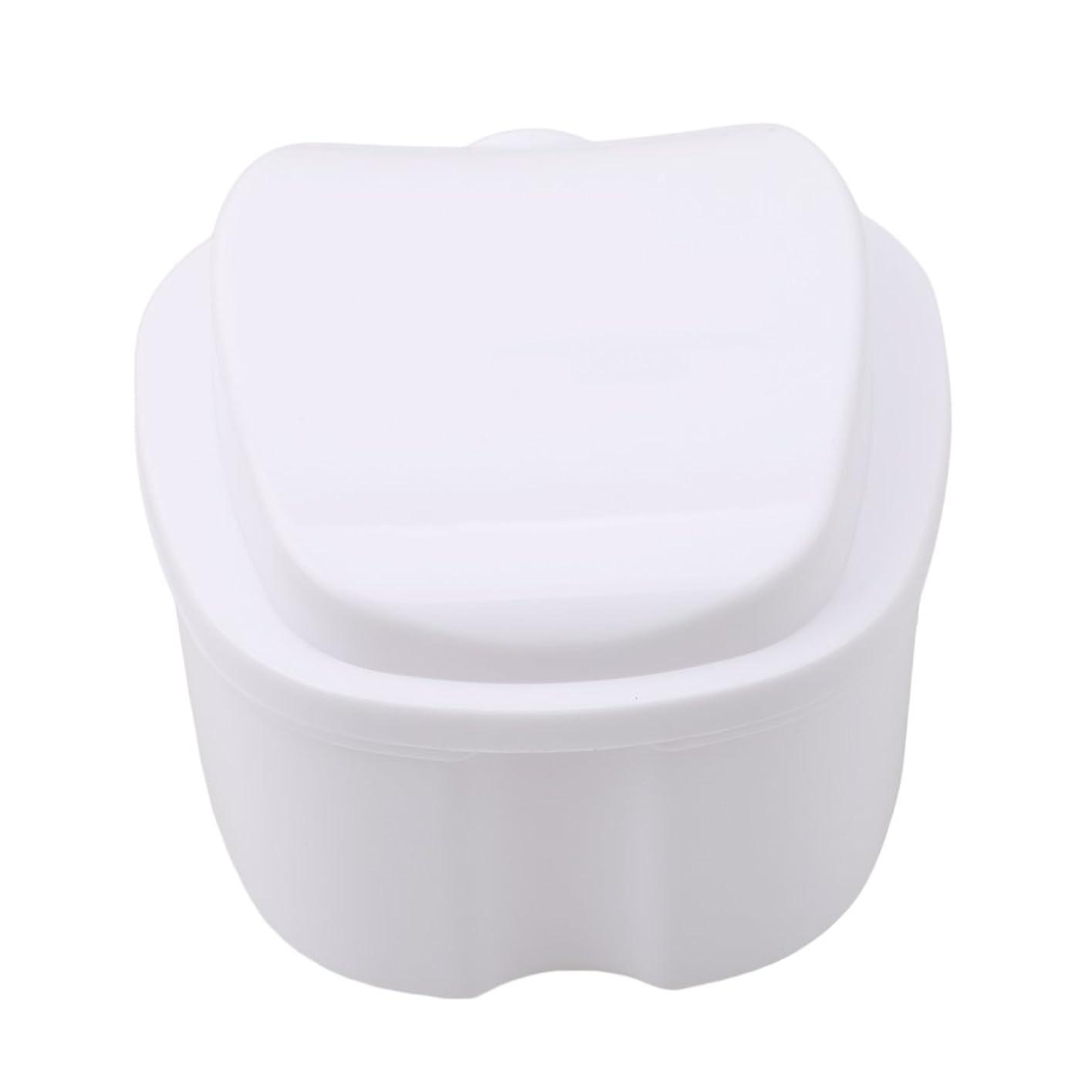 プロットスキッパー性格KLUMA 入れ歯ケース シールドケース 入れ歯キレイ保管ケース 義歯ケース 樹脂網付き リテーナー収納 全3色