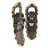 Shfmx Raquetas De Nieve/Tablas De Snowboard Unisex, Raquetas De Nieve De Aluminio Ajustables, Adecuadas para Actividades Al Aire Libre De Hombres Y Mujeres Adultos, Tamaño De Zapato: 27In-29In (25)