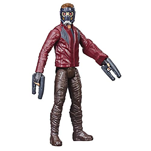 Marvel Avengers Titan Hero Series Star-Lord 12