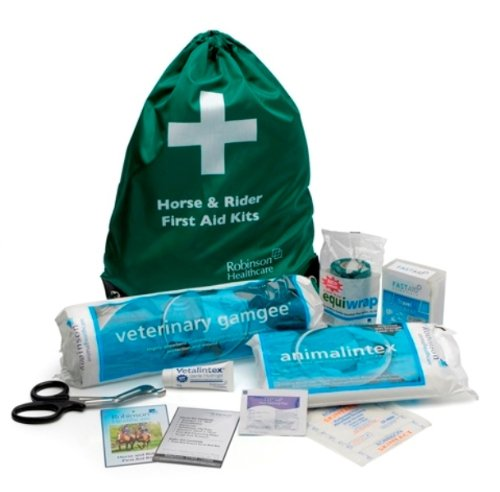 Robinsons - Horse & Rider First Aid Kit