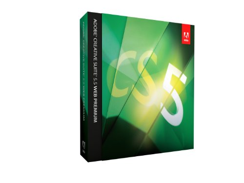 CS5.5 Adobe Web Premium 5.5 windows Italian Upgrade FROM CS4