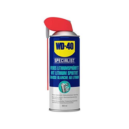 WD-40 Specialist Weißes Lithiumsprühfett Smart Straw 400ml