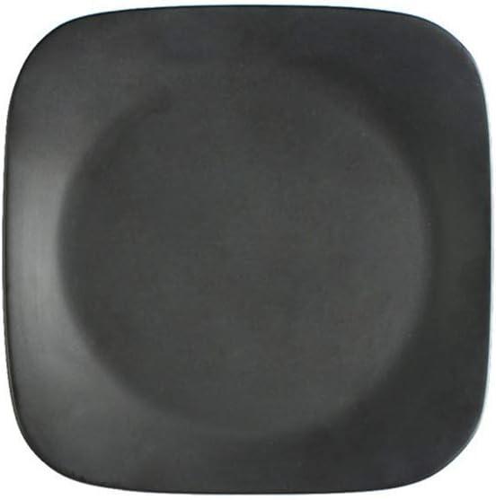 MZXUN Nordic Ceramic Matte Square Steak Tulsa Mall Bo Plate Rice Price reduction Salad Bowl