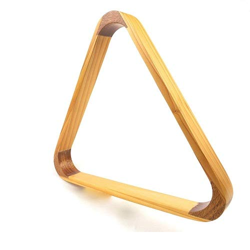 CLUB 147 Snooker and Pool Wooden Triangle Frame