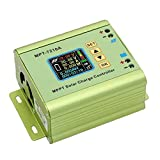 Hainice MPPT Solar Charge Controller MPT-7210A LCD Display 24V 36V 48V 60V 72V 10A Adjustable for Lithium Battery CNC Boost Power Supply