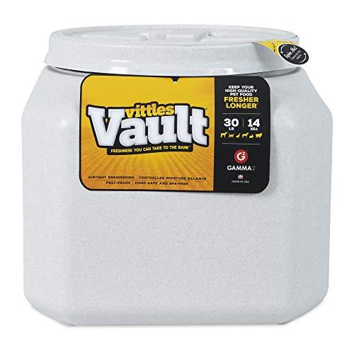contenedor para croquetas de perro fabricante Vittles Vault