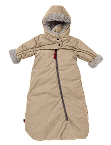 Combinaison Troika T-Zip collection tendresse Red Castle camel 0-6 mois