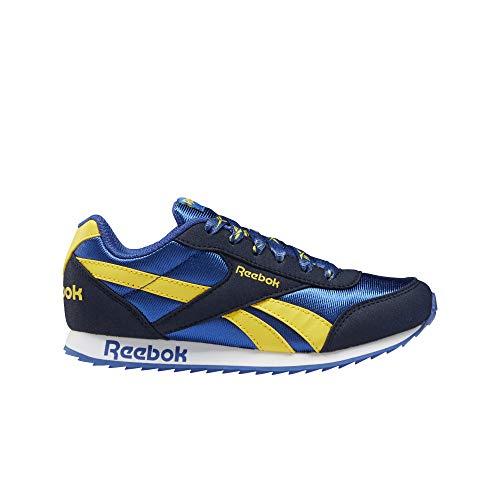 Reebok Royal CLJOG 2, Zapatillas de Running Hombre, Maruni/Reauni/ALEYEL, 38.5 EU