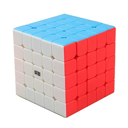 RENFEIYUAN ¡Nuevo !!Weichuang GTS 5x5 MA Profesional Especial para la Competencia Rubik...