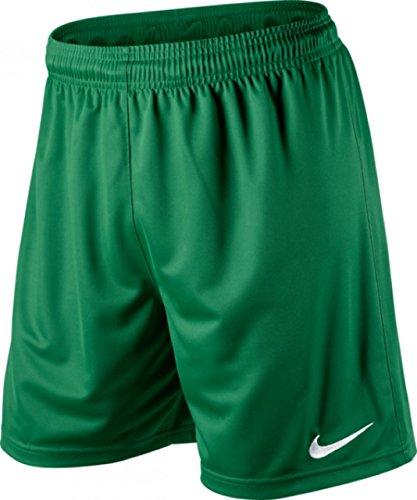Nike Nike Herren Park II Knit Shorts ohne Innenslip, Grün (Kiefer Grün/Weiß/302), Gr. L
