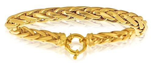 Bracelet Palmier Or Jaune 750/1000