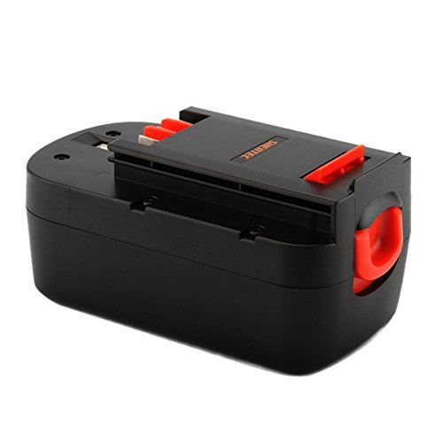 Shentec 18V 3500mAh Ni-MH para Baterias Black & Decker 244760-00 A1718 A18NH HPB18 HPB18-OPE A18 FS180BX FS18BX FS18FL FSB18 244760-00
