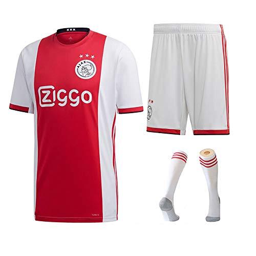 Personalisierte Fußballtrikot Kits T-Shirt Club Team, 2019-2020 Herren (Heim & Auswärts) Fußballtrikot & Shorts & Socken mit jedem Namen und jeder Nummer angepasst.