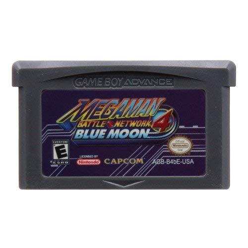Jhana Mega Man Battle Network 4 Blue cheap Game for 32 Bit Ninten Moon OFFicial store