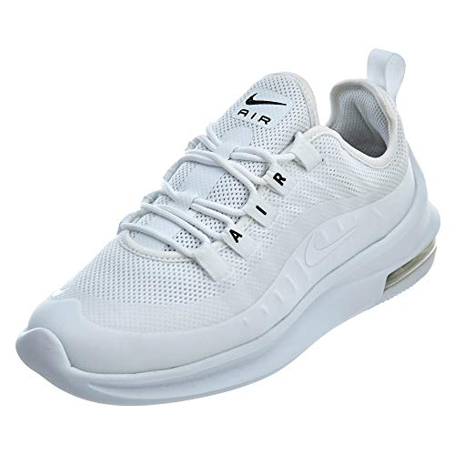 Nike Damen Air Max Axis Laufschuhe, Weiß White White Black 100, 38 EU