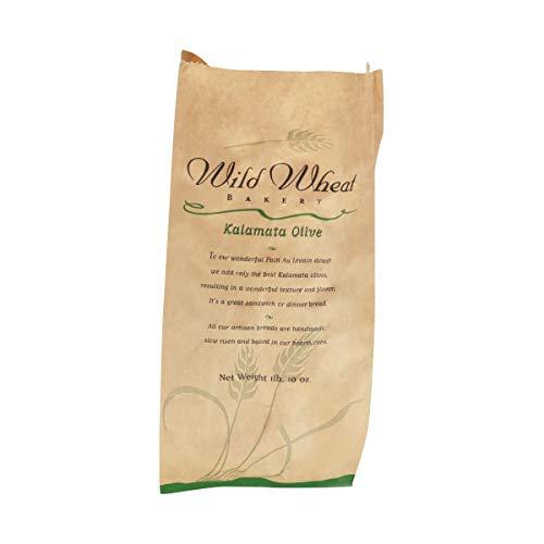 Wild Wheat Bakery, Bread Kalamata Olive, 10 Ounce