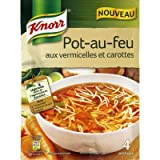 Knorr Soupe pot-au-feu aux vermicelles et carottes - Le sachet de 55g