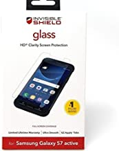 ZAGG InvisibleShield Glass Tempered Screen Protector for