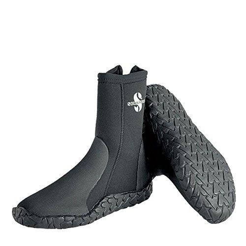 Scubapro Delta 5mm Dive Boot 2XL / 11 Black
