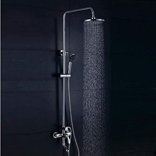 BINGFANG-W Grifo de la ducha del baño de ducha del baño del grifo del grifo baño grifo del baño del grifo Cascada juego de ducha de lluvia conjunto de ducha Ducha