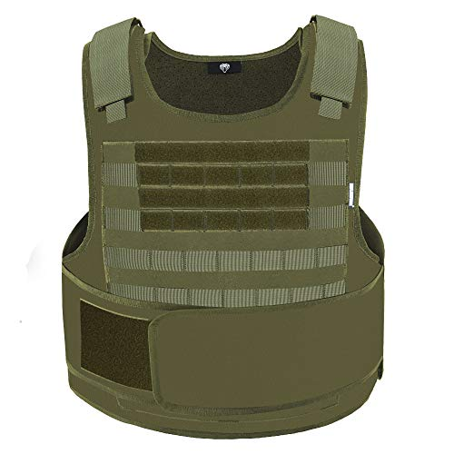 MGFLASHFORCE Tactical Airsoft Vest Molle...