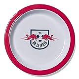 RB Leipzig Teller, Blau Unisex One Size Teller,