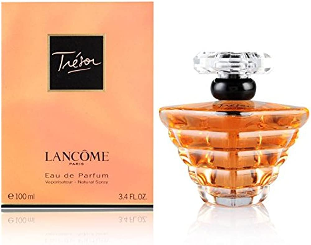 Lancome tresor eau de parfum per  donna, 100 ml 125506