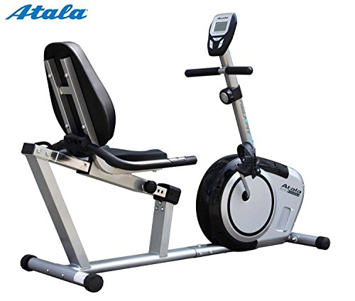 CYCLETTE ATALA RELAXFIT 1000 V1 HOME FITNESS CICLOCAMERA 2017