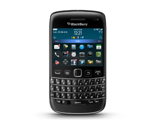 "BlackBerry Bold 9790 - Móvil libre (pantalla de 2,45"" 480 x 360, cámara 5 Mp, 8 GB, procesador de 1 GHz, 768 MB de RAM, S.O. BlackBerry 7.0), gris"