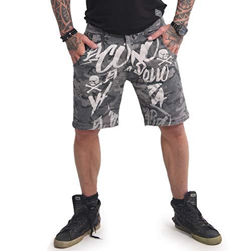 Yakuza Herren EL Bastardo Urban Shorts