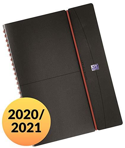 Oxford Lehrerkalender 2020 2021, Format A4, dunkelgrau