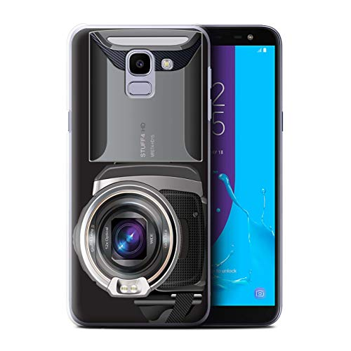 Var voor Camera SGJP-CC Samsung Galaxy J6 2018/J600 Video Camcorder