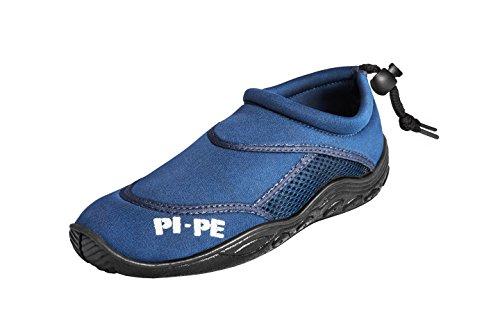 PI-PE Erwachsene Badeschuhe Active Aqua Shoes Blue, 46
