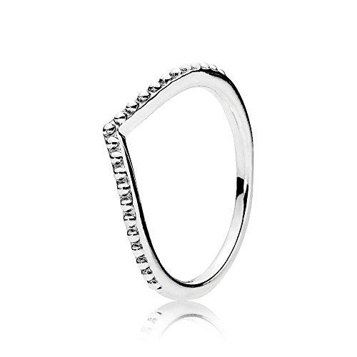 Pandora Women Silver Piercing Ring - 196315-56