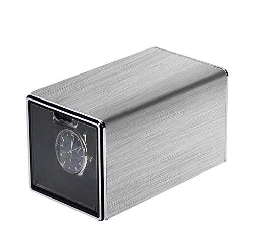 1 Agitador De Rejilla Mesa De Forma MecáNica Hogar PequeñO Enrollador Giradiscos AutomáTico Sway Watch Reloj Caja Caja De Almacenamiento