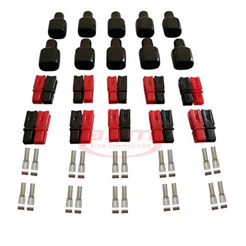 15Amp Akku-Steckverbinder mit Schnellverbindung, modulare Netzanschlüsse, schnelle Abschaltung