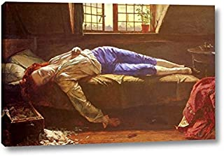 The Death of Chatterton by Henry Wallis - 12