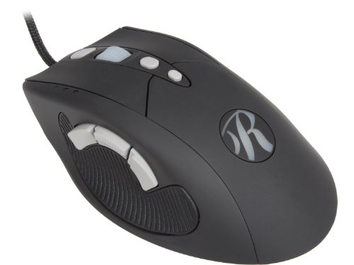 Rosewill Reflex Laser Gaming Mouse with Adjustable Weights (RGM-1000)