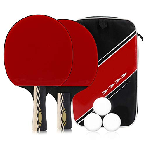 Purchase BlueBean Portable Table Tennis Ping Pong Sets Outdoor Sets 3 Balls + 1 Storage Bag Kids Adu...