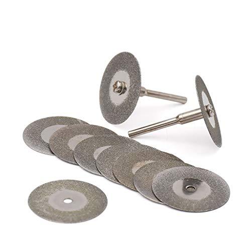 BingWS cirkelzaagblad vreugd Mini Drill Rotary Tool 16/20/25/30 mm diamantdoorslijpschijf cirkelzaag zaagblad slijpschijf schijven cirkelzaagbladen