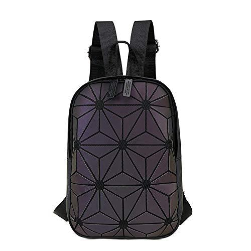 Zaini per borse da scuola trapuntati con mini zainetto a quadri da donna per borse da scuola per ragazze adolescenti