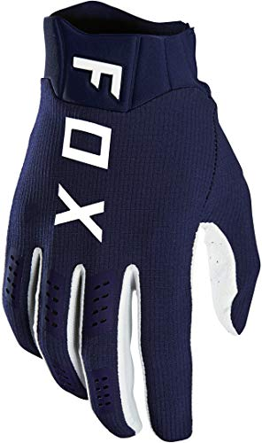 Fox Racing Herren Glove Flexair Handschuh, Navy, Large