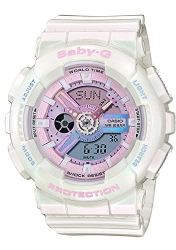 Casio Baby-G BA-110PL-7A1ER - Reloj Deportivo Resistente a los Golpes.