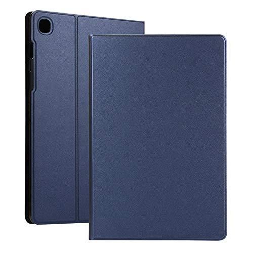 YYLKKB para Samsung Galaxy Tab A7 10.4 Caso 2020 SM-T500 SM-T505 Cubierta DE LA Tapa DE LA Tapa DE LA Tapa Funda Funda para LA Funda DE Galaxy Tab A7 Funda T500-Azul Oscuro_Tab A7 10.4 SM-T500