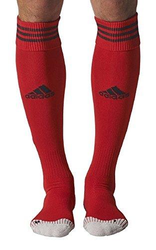 adidas Herren Stutzen Adisocks 12 Fußballsocken,rot (University Red/Black), 43-45