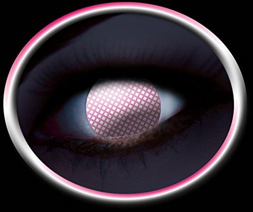 UV Pink Screen Kontaktlinsen