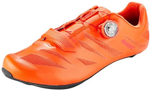 MAVIC Cosmic Elite SL Schuhe Herren red-orange Schuhgröße UK 6 | EU 39 1/3 2020 Rad-Schuhe Radsport-Schuhe